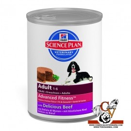 Science Plan Canine Adult con Ternera