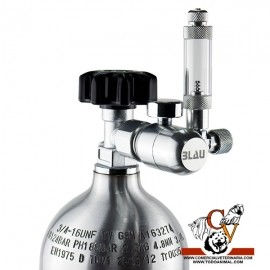 Botella CO2 + manoreductor (3 L)