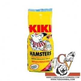 Kiki Hamsters, Ratas Blancas y Ardillas