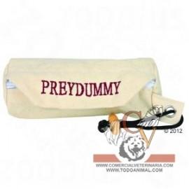 Trixie Preydummy, mordedor entrenamiento