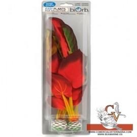 Silk Plant Grandes (Roja y Verde)