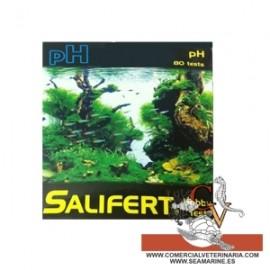 Salifert test Ph agua dulce