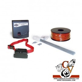 Limitador de zona exterior con cable