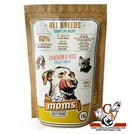 Moms Pollo y Arroz Cachorros