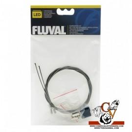 Cable de Suspensión Pantallas LEDs FLUVAL