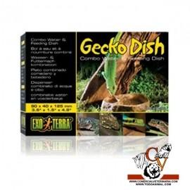 Comedero Bebedero Gecko EXOTERRA