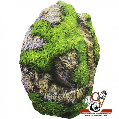 Roca con ventosa mediana - Baneras pequenas roca ...