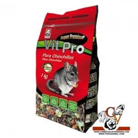 Alimento Vit Pro para chinchillas