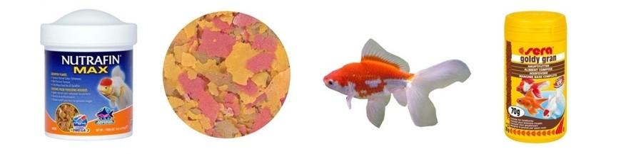 Peces de agua fria comercial veterinaria for Alimentacion para peces de agua fria